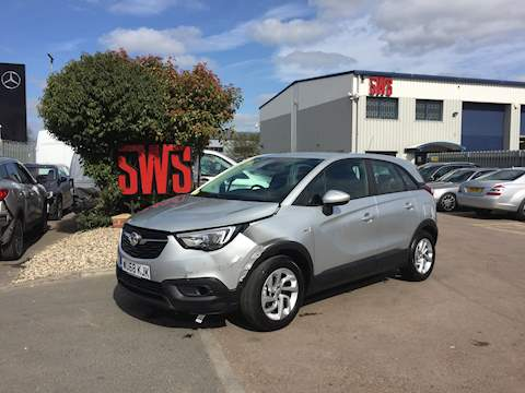 Vauxhall Crossland X Se 1.2 5dr Cat S Manual Petrol