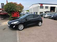 Fiesta Titanium 1.0 5dr Cat S Manual Petrol