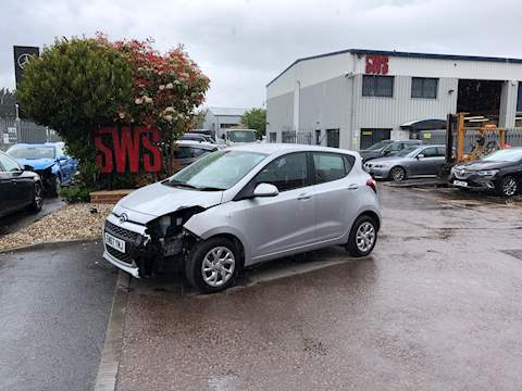 Hyundai I10 Se 1.2 5dr Cat S Manual Petrol