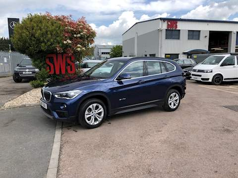 Bmw X1 Sdrive18d Se 2.0 5dr Cat S Manual Diesel