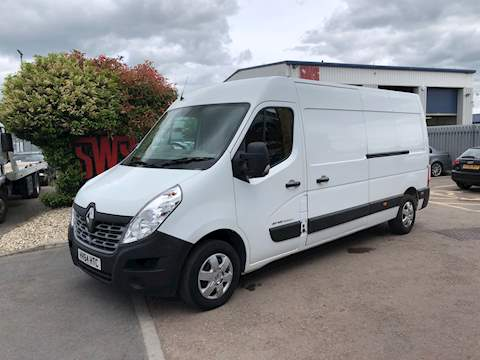 Renault Master Lm35 Business Plus Dci S/R P/V 2.3 HPI: Clear Manual Diesel