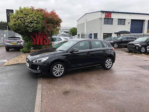 Hyundai I30 T-Gdi Se 1.0 5dr Cat S Manual Petrol