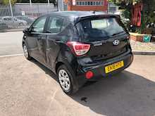 I10 Se 1.0 5dr Cat S Manual Petrol