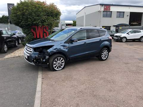 Ford Kuga Titanium Edition 2.0 5dr Cat S Manual Diesel