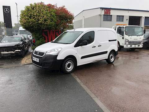 Peugeot Partner Blue Hdi Se L1 1.6 Cat S Manual Diesel