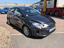 Fiesta Zetec 1.0 5dr HPI: Clear Manual Petrol