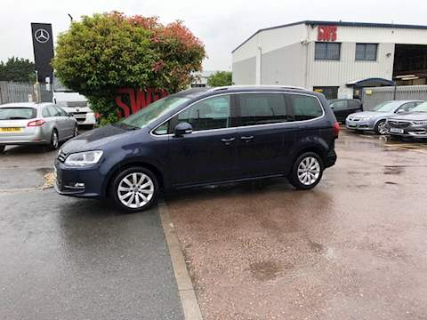 Volkswagen Sharan Sel Tdi Bluemotion Technology 2.0 5dr Cat S Manual Diesel