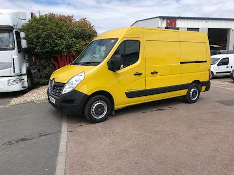 Renault Master Mm35 Business Energy Dci 2.3 Cat S Manual Diesel