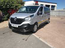 Trafic Ll29 Business Energy Dci Crew 1.6 5dr Cat S Manual Diesel