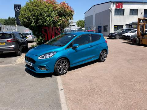 Ford Fiesta St-Line 1.0 3dr Cat S Manual Petrol