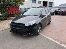 Fiesta St-Line 1.0 5dr Cat S Manual Petrol
