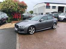 Xe R-Sport 2.0 4dr HPI: Clear Automatic Diesel