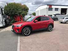 Cx-5 Sport Nav 2.0 5dr Cat S Manual Petrol