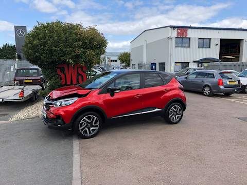 Renault Captur Iconic Tce 0.9 5dr Cat S Manual Petrol