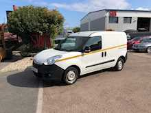 Combo 2000 L1h1 Cdti 1.2 Cat S Manual Diesel