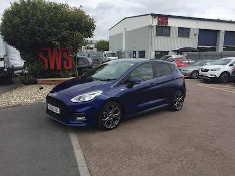 Ford Fiesta St-Line X 1.0 5dr Cat N Manual Petrol