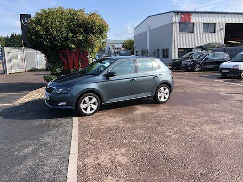 Skoda Fabia Se L Tsi 1.2 5dr Cat N Manual Petrol