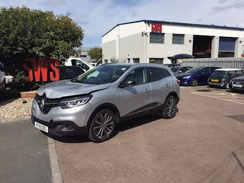 Renault Kadjar Signature Nav Tce 1.2 5dr Cat N Manual Petrol