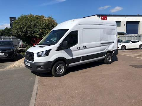 Ford Transit 350 L3 H3 P/V Drw 2.0 Cat S Manual Diesel