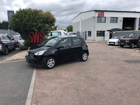 Hyundai I10 Se 1.0 5dr HPI: Clear Manual Petrol