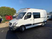 Sprinter 314Cdi 2.1 Cat S Manual Diesel