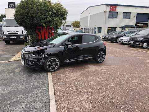 Renault Clio Iconic Tce 0.9 5dr Cat S Manual Petrol