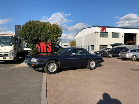 Jaguar Xjs Convertible 5.3 2dr Cat S Automatic Petrol