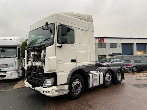 Daf Trucks Xf 460 Ftg 12.9 Cat N Manual Diesel