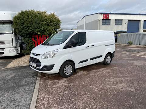 Ford Transit Custom 290 Trend Lr P/V 2.0 HPI: Clear Manual Diesel