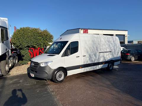 Mercedes-Benz Sprinter 314 Cdi 2.1 Cat S Manual Diesel