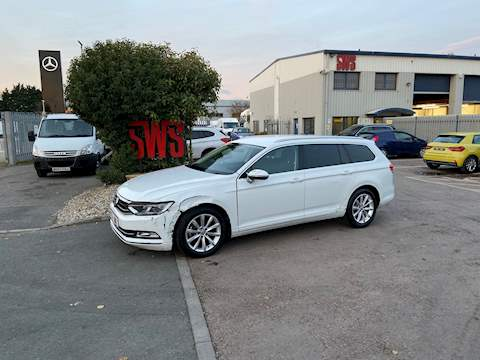 Volkswagen Passat Se Business Tdi 2.0 5dr Cat S Manual Diesel