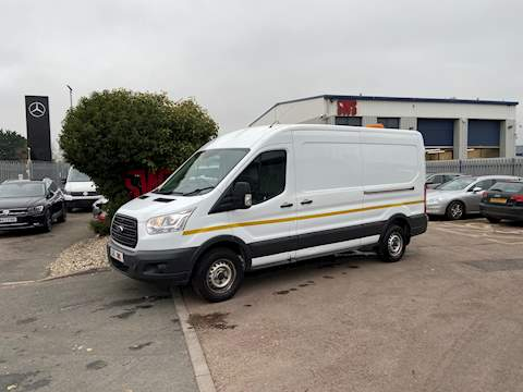 Ford Transit 350 L3 H2 P/V 2.0 HPI: Clear Manual Diesel