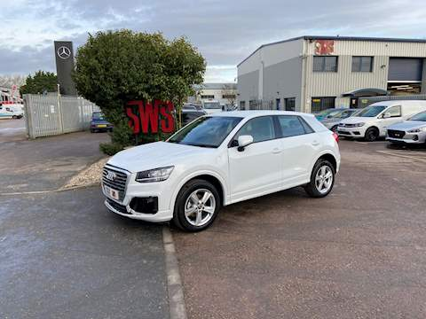 Audi Q2 Tfsi Sport 1.0 5dr Cat S Manual Petrol