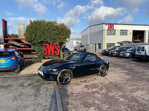 Mazda Mx-5 Sport Nav 2.0 2dr Cat S Manual Petrol