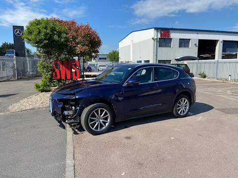 Alfa Romeo Stelvio Td Speciale Awd 2.1 5dr Cat S Automatic Diesel