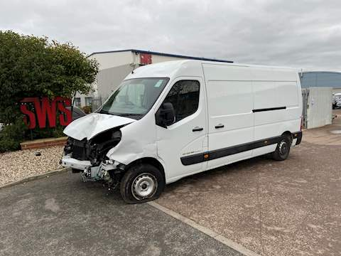 Renault Master Lm35 Business Energy Dci 2.3 Cat S Manual Diesel