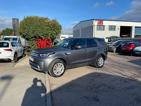 Land Rover Discovery Td6 Hse 3.0 5dr HPI: Clear Automatic Diesel