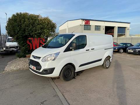 Ford Transit Custom 290 Trend Lr P/V 2.0 Cat S Manual Diesel