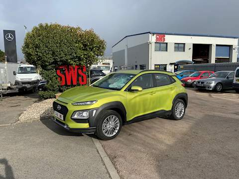 Hyundai Kona Se 1.0 5dr Cat S Manual Petrol