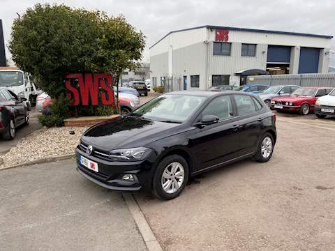 Volkswagen Polo Se Tsi 1.0 5dr Cat S Manual Petrol