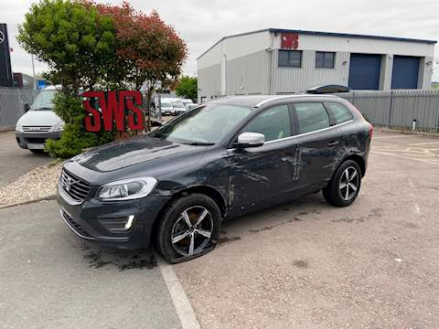 Volvo Xc60 D4 R-Design Lux Nav Awd 2.4 5dr Cat S Manual Diesel