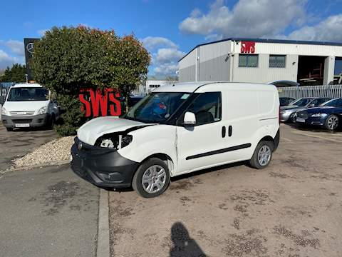Fiat Doblo Cargo 16V Sx Multijet Ii 1.2 Cat N Manual Diesel
