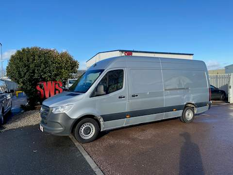 Mercedes-Benz Sprinter 314 Cdi LWB 2.1 Cat S Manual Diesel