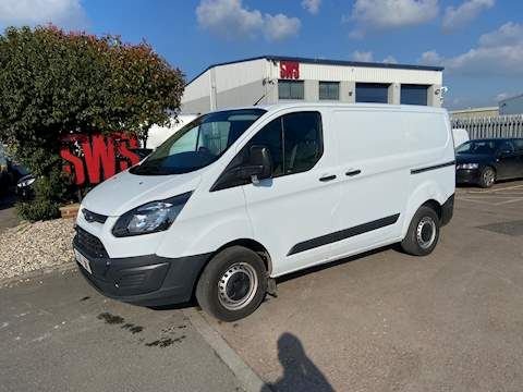 Ford Transit Custom 290 Lr P/V 2.2 Cat N Manual Diesel