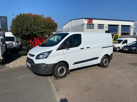 Ford Transit Custom 290 Lr P/V 2.0 Cat S Manual Diesel