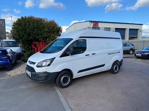 Ford Transit Custom 290 Hr P/V 2.0 Cat S Manual Diesel