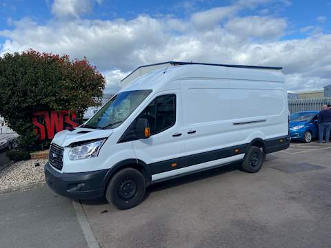 Ford Transit 350 L4 H3 Jumbo XLWB TREND 2.0 Cat S Manual Diesel