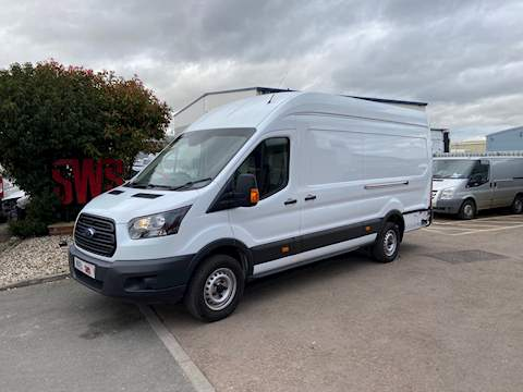 Ford Transit 350 L4 H3 P/V Drw 2.0 Cat S Manual Diesel
