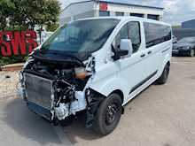 Transit Custom 320 Trend Ecoblue 9 Seater 2.0 5dr HPI: Clear Manual Diesel