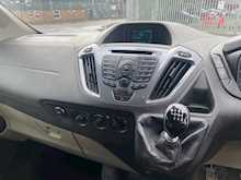 Tourneo Custom 300 Limited Tdci 2.2 5dr Cat N Manual Diesel